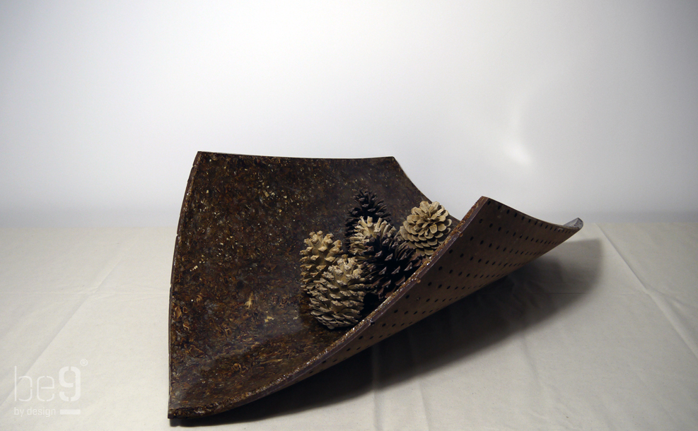 Larch cone chip bowl